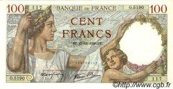 100 Francs SULLY FRANCE  1939 F.26.18 SPL