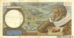 100 Francs SULLY FRANCE  1940 F.26.40 pr.TTB