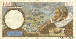 100 Francs SULLY FRANCE  1941 F.26.53 TB
