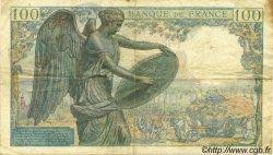 100 Francs DESCARTES FRANCE  1942 F.27.01