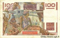 100 Francs JEUNE PAYSAN FRANCE  1946 F.28.04 TTB+