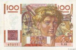 100 Francs JEUNE PAYSAN FRANCE  1946 F.28.06 SPL