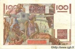 100 Francs JEUNE PAYSAN FRANCE  1946 F.28.07 TTB+