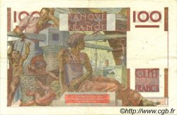 100 Francs JEUNE PAYSAN FRANCE  1946 F.28.08 TTB+