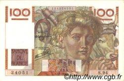 100 Francs JEUNE PAYSAN FRANCE  1946 F.28.08 SPL