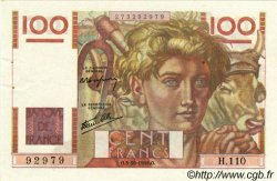 100 Francs JEUNE PAYSAN FRANCE  1946 F.28.09