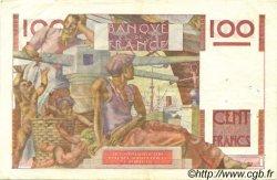 100 Francs JEUNE PAYSAN FRANCE  1946 F.28.10 TTB