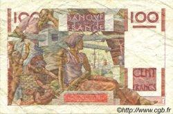 100 Francs JEUNE PAYSAN FRANCE  1946 F.28.11 TTB