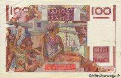 100 Francs JEUNE PAYSAN FRANCE  1946 F.28.12 SUP+