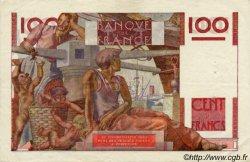 100 Francs JEUNE PAYSAN FRANCE  1947 F.28.14 TTB+