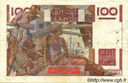 100 Francs JEUNE PAYSAN FRANCE  1947 F.28.16 TTB+