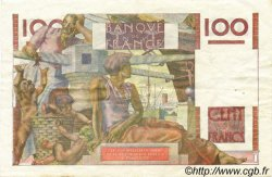 100 Francs JEUNE PAYSAN FRANCE  1948 F.28.19 TTB+