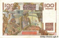 100 Francs JEUNE PAYSAN FRANCE  1952 F.28.32 SUP+