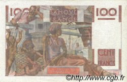 100 Francs JEUNE PAYSAN FRANCE  1952 F.28.34 SUP