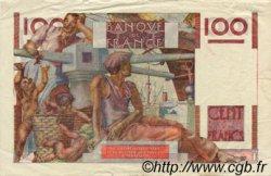 100 Francs JEUNE PAYSAN FRANCE  1953 F.28.36 TTB