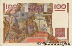 100 Francs JEUNE PAYSAN FRANCE  1953 F.28.39 TTB+
