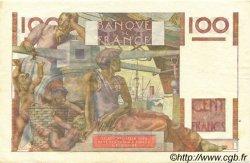 100 Francs JEUNE PAYSAN FRANCE  1953 F.28.39 SUP