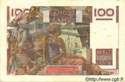 100 Francs JEUNE PAYSAN FRANCE  1953 F.28.40 SUP