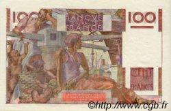 100 Francs JEUNE PAYSAN FRANCE  1954 F.28.43 pr.SPL