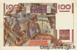 100 Francs JEUNE PAYSAN FRANCE  1954 F.28.43 SUP