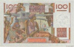100 Francs JEUNE PAYSAN filigrane inversé FRANCE  1954 F.28bis.05 SUP+ à SPL