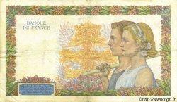 500 Francs LA PAIX FRANCE  1941 F.32.12 TB