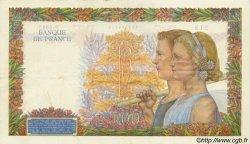 500 Francs LA PAIX FRANCE  1942 F.32.37 TTB+