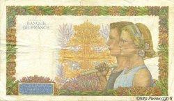 500 Francs LA PAIX FRANCE  1942 F.32.42 TB