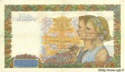 500 Francs LA PAIX FRANCE  1943 F.32.44 TTB+