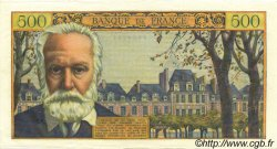 500 Francs VICTOR HUGO FRANCE  1954 F.35.01 SPL