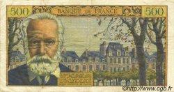 500 Francs VICTOR HUGO FRANCE  1954 F.35.02 TTB