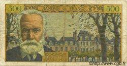 500 Francs VICTOR HUGO FRANCE  1954 F.35.03 B