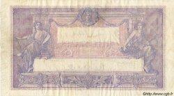 1000 Francs BLEU ET ROSE FRANCE  1919 F.36.34 TTB
