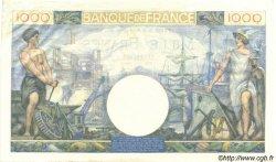 1000 Francs COMMERCE ET INDUSTRIE FRANCE  1944 F.39.05 pr.NEUF