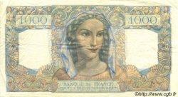 1000 Francs MINERVE ET HERCULE FRANCE  1945 F.41.06 TTB+