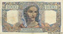 1000 Francs MINERVE ET HERCULE FRANCE  1946 F.41.13 pr.TTB