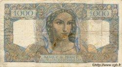 1000 Francs MINERVE ET HERCULE FRANCE  1947 F.41.18 pr.TB