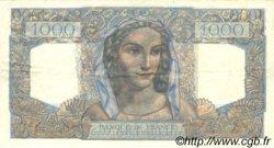 1000 Francs MINERVE ET HERCULE FRANCE  1947 F.41.18 TTB+