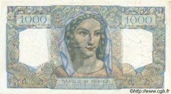 1000 Francs MINERVE ET HERCULE FRANCE  1948 F.41.20 TTB+