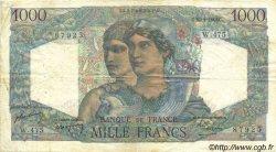 1000 Francs MINERVE ET HERCULE FRANCE  1948 F.41.23 TB