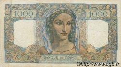 1000 Francs MINERVE ET HERCULE FRANCE  1950 F.41.31 pr.TTB