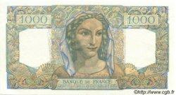 1000 Francs MINERVE ET HERCULE FRANCE  1950 F.41.31 pr.SPL