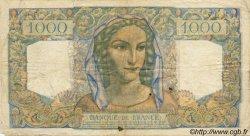 1000 Francs MINERVE ET HERCULE FRANCE  1950 F.41.32 TB