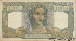 1000 Francs MINERVE ET HERCULE FRANCE  1950 F.41.33 TB+