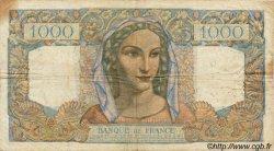 1000 Francs MINERVE ET HERCULE FRANCE  1950 F.41.33 TB