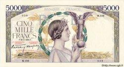 5000 Francs VICTOIRE Impression à plat FRANCE  1939 F.46.06 SUP+