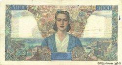 5000 Francs EMPIRE FRANÇAIS FRANCE  1945 F.47.33 TB+