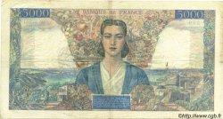 5000 Francs EMPIRE FRANÇAIS FRANCE  1945 F.47.41 TB