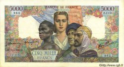 5000 Francs EMPIRE FRANÇAIS FRANCE  1946 F.47.52 TTB+