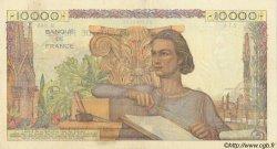 10000 Francs GÉNIE FRANÇAIS FRANCE  1946 F.50.15 TTB